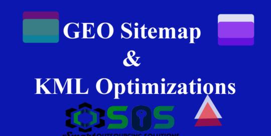GEO Sitemap & KML Optimizations