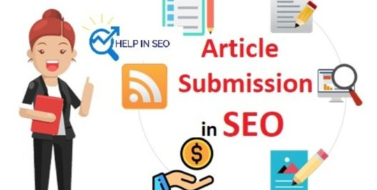 SEO Article submission